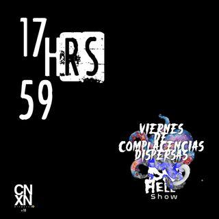 IsraHell Show viernes de Complacencias dispersas 08102021