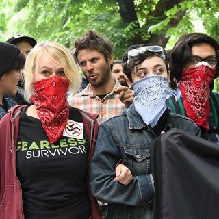 Liberal Groups Are Vile And Violent