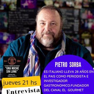 "Escucha Podcast con ""PIETRO SORBA"" en UNA NOCHE SIN LUNA Radio Urbe 97.3"