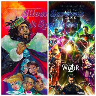 Silver Screens & Speakers: KOD & Infinity War