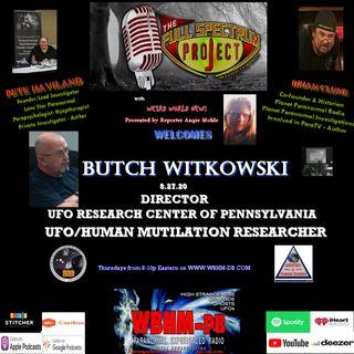 Butch Witkowski 8.27.20