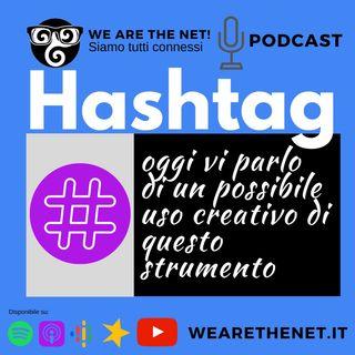 Uso creativo degli hashtag