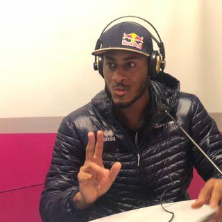 "Lucarelli a Radio Dolomiti: ""A Trento mi sento già a casa"""
