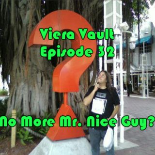 Episode 32:  No More Mr.Nice Guy, Backward Masking & My First Radio Interview