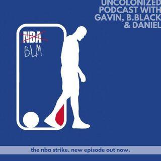 S04E44: The NBA boycott