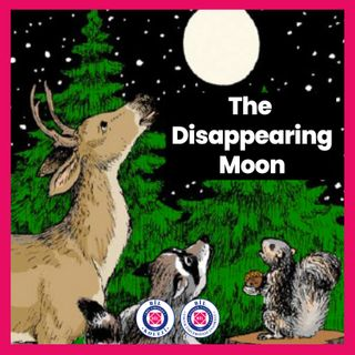 The Disappearing Moon