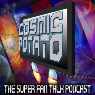 Cosmic Potato: The Super Fantalk Podcast