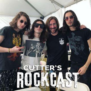 Rockcast Backstage at Aftershock 2019 - BRKN Love