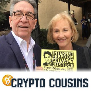 The Lyn Ulbricht Interview  | Crypto Cousins Podcast S1E36