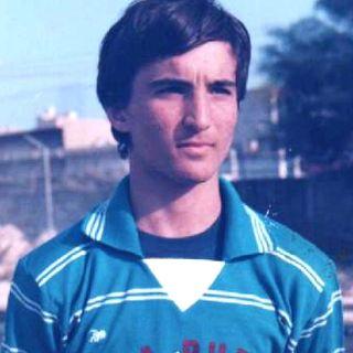 Il calcio di provincia, la classe di Antonio Giuliano