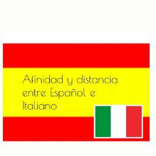 Diferencias y similitudes: Español e Italiano