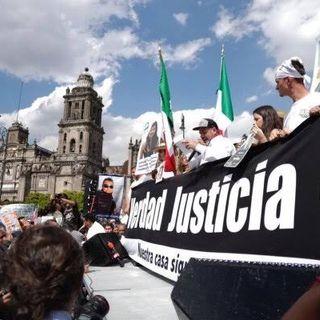 Episodio 6.- llega la Caravana por La Paz y la Justicia