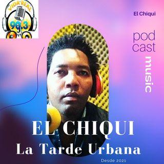 LA TARDE URBANA POR VIDA REAL 90.3FM Baby You El Principe HASHISH