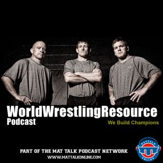 WWR05: Getting mentally tough as Jon McGovern, Terry Brands and Dennis Hall expl