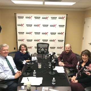 Sue and Craig Derene, Franchise Connect Pro, and Sherry Heyl, Amplified Concepts