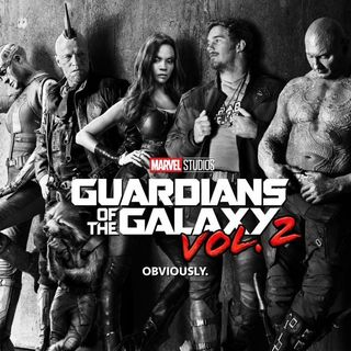 Guardians of the Galaxy Vol 2 (obviously)
