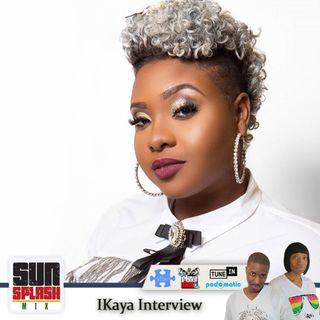 Sunsplash Mix Show IKaya Interview