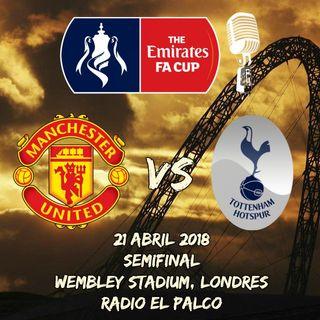 Manchester United vs Tottenham Hotspur en VIVO