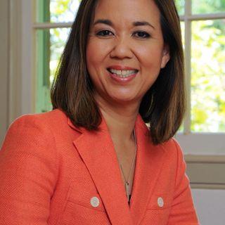 Jill Tokuda Executive Director of Nisei Memorial Center