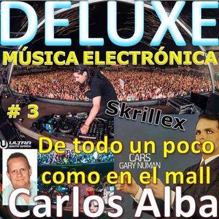 Deluxe - Música Electro # 3 ( Skrillex - Bangarang feat. Sirah )