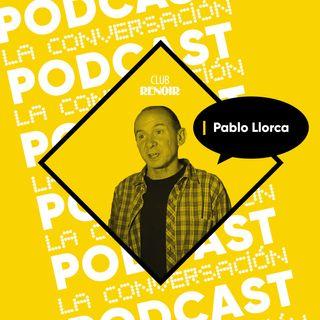 Pablo Llorca y 'UTOYA'