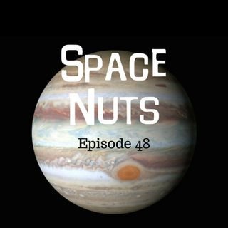Juno vs Jupiter - Space Nuts with Dr. Fred Watson & Andrew Dunkley Episode 48