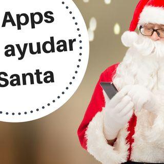 Las mejores 10 Apps para ayudar a Santa en Navidad - 1ra Parte