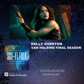 Kelly Overton Van Helsing The Final Season