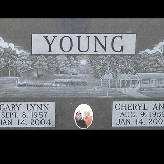 Gary and Cheryl Young