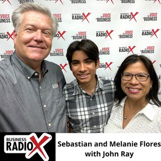 Sebastian Flores and Melanie Flores, OctoGifts