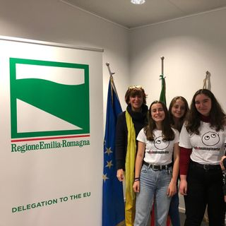 #bruxelles Eurocake: Lorenza Badiello
