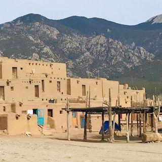 Culturally Rich Taos, New Mexico - Linda Milks on Big Blend Radio