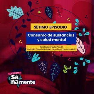 Consumo de sustancias y salud mental