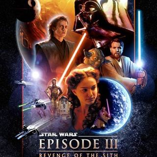 Star Wars Revenge of the Sith rewritten!!