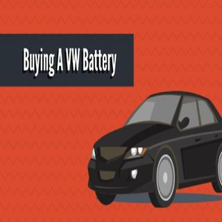 Buying A VW Battery