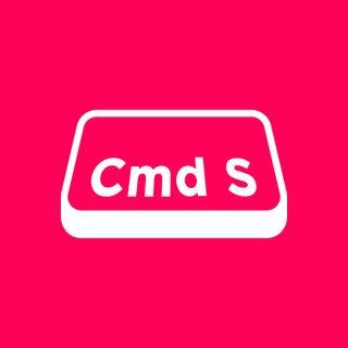 Cmd S