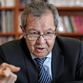 Soy el presidente y voy con todo: Muñoz Ledo