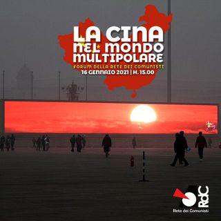 Luciano Vasapollo - La cooperazione cinese e lo sviluppo del Renmimbi