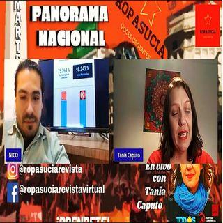 Panorama Nacional (2da edición) junto a Tania Caputo