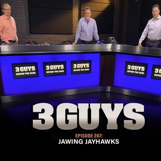 Jawing Jayhawks with Tony Caridi, Brad Howe and Hoppy Kercheval