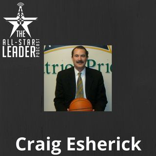 Episode 030 - Former Georgetown Men's Basketball Coach And Sport Management Professor Craig Esherick