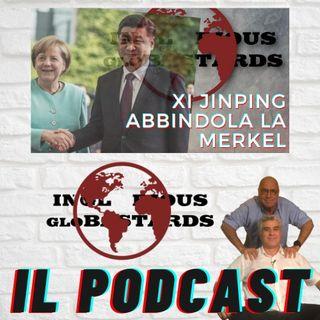 Xi Jinping abbindola la Merkel