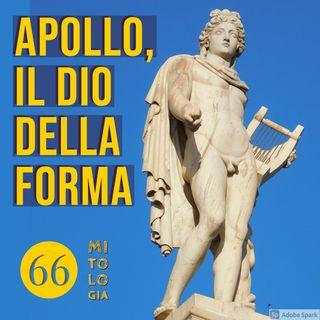 Apollo, il dio della forma
