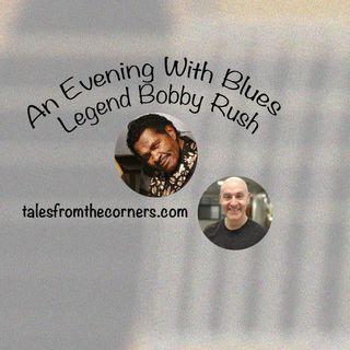 Blues Legend Bobby Rush
