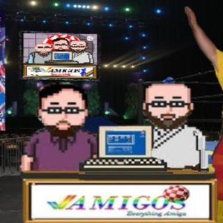 Amigos: Everything Amiga Podcast 232 - WWF Wrestlemania