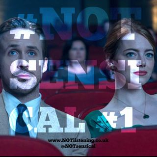 BONUS EPISODE - Getting Fat watching La La Land during Oscars Nonsense #NOTsensical