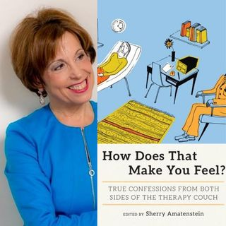 How Does That Make You Feel, Author, Sherry Amatenstein