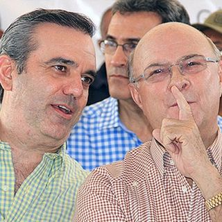 ¿Le ganará Luis Abinader a Hipólito Mejía?