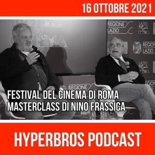 Festival del Cinema di Roma, Masterclass di Nino Frassica