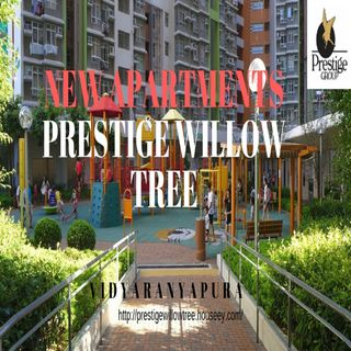 Prestige Willow Tree Apartments in Bangalore